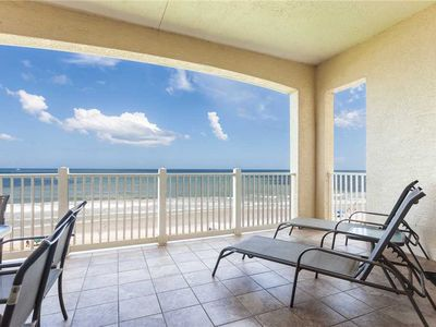 Photo for 762 Cinnamon Beach, 3 Bedroom, Sleeps 8, Ocean Front, 2 Pools, Elevator