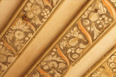 Beautiful Painted Ceilings from the Renaissance.