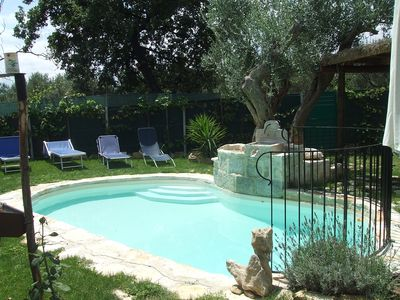 """Photo for A BEAUTIFUL """"VILLA DE CHARMING"""" WITH A PRIVATE POOL IN THE MIDDLE OF ABRUZZI"""