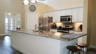 Photo for Golf to the beach - Gorgeous Golf Community minutes to the Beach.