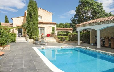 Photo for 5 bedroom accommodation in Thezan les Beziers