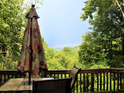 """Photo for """"Southern Comfort"""" Cabin - Great Smokey National Park. Bryson City NC -WiFi"""