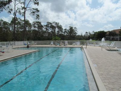 Photo for SUMMER/FALL 2020 AVAIL. ! Renovated Carlton Lakes 2BR Condo, Great Amenities !
