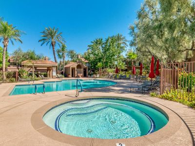 Photo for Scottsdale Resort Style Living 1Bed/1Bath Condo with Garage