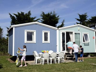 Photo for Camping Les Peupliers **** - 4 Rooms Cabin 6 People
