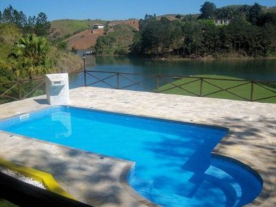 Photo for Beautiful place in the Border of the Igaratá Dam - 04 Suites