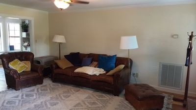 Photo for Spacious 4 BR, walking distance to Grove/Square