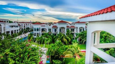 Photo for Fully Appointed 2 Bedroom Condo Home At Paseo Del Sol Playa Del Carmen. Offers Reef Club B