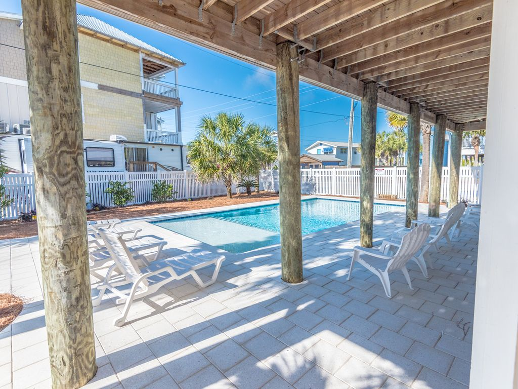 Gulf view, Private Heated Pool- Easy Beach ... - VRBO
