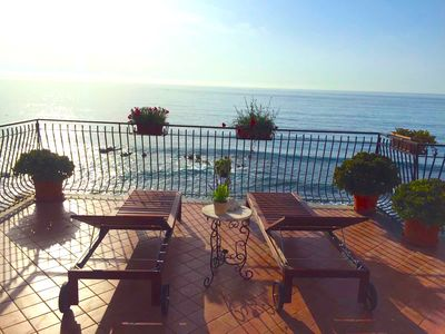 Photo for 2BR Apartment Vacation Rental in Giardini Naxos, Sicilia
