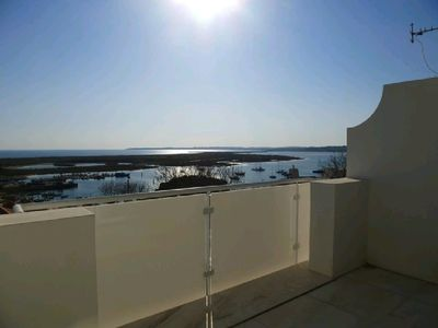 Photo for Fabulous renovated town house with arguably the best ocean view in Alvor 11349AL