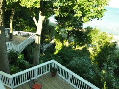 Photo for THE BRANDON (Union Pier): Lake Michigan luxury home! Perfect for large families!