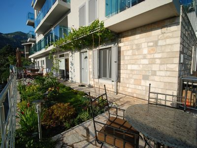 Photo for 2BR Apartment Vacation Rental in Petrovac, Budva Municipality