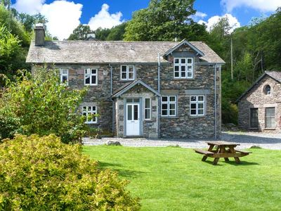 Photo for Mill Cottage, HAWKSHEAD