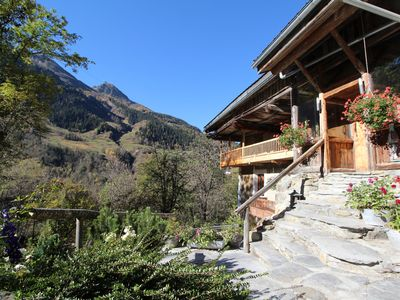 Photo for Magnificent chalet of 250m2 with view (10/12 people)