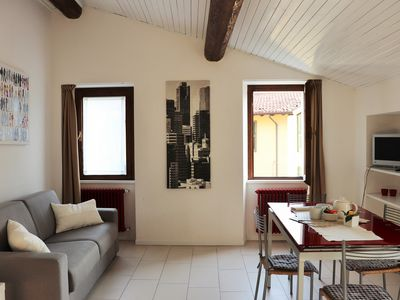 Photo for 1BR Apartment Vacation Rental in Marone, Lombardia