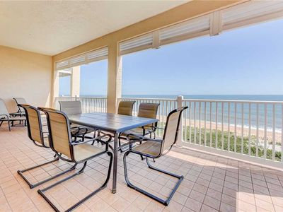 Photo for 755 Cinnamon Beach, 3 Bedroom, Sleeps 6, Pet Friendly, Ocean Front, 2 Pools