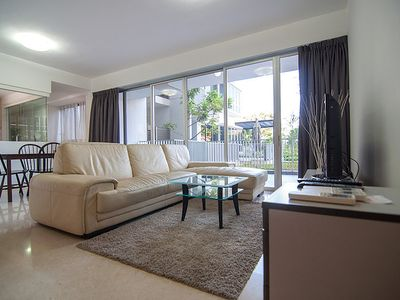 Photo for SPACIOUS 2-BR IN CLEMENTI W/D CITY VIEWS