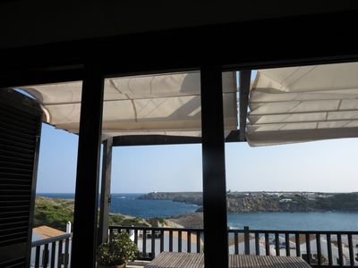 View from the terrace