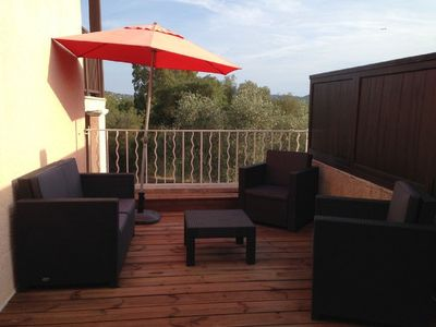 Photo for 3 room / Grimaud park / Residence Pierre & Vacances / Pool + beach