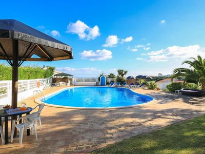 Photo for This charming Portuguese Villa is in a great location to explore the popular resort of Albufeira and boasts one of the largest private pools on our Algarve program.
