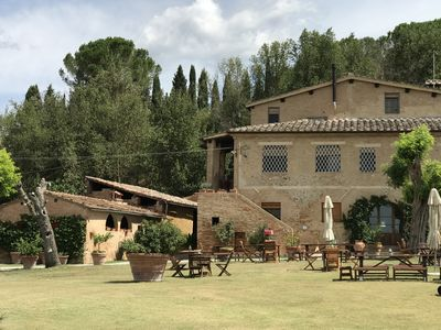 Photo for Small Apartment With Independent Access  In Beautiful Tuscan Farmhouse