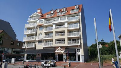 Photo for Residentie MAINSTREET - newly built apartment in Lippenslaan - Knokke - 2 bedr