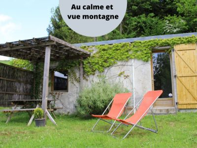 Photo for Pyrenees-Bed and Breakfast with kitchenette and Meditation Workshop.