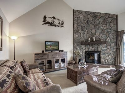 Photo for Walk to the Lifts, Main St. and the Pool in this Well Priced Condo that Sleeps 8