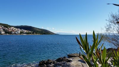 Photo for Apartment MLADEN near Trogir town