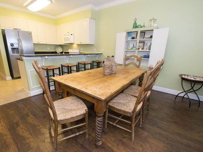 Villages of South Walton #403E Dining Area