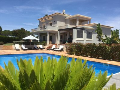 Photo for LUXURY VILLA with POOL and SEA VIEWS