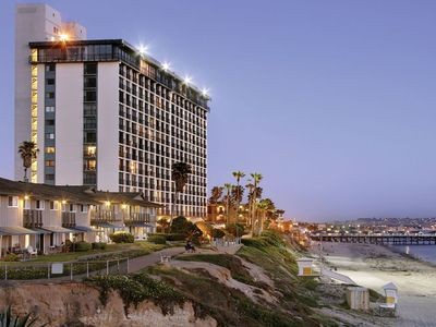 Photo for Capri by the Sea BeachFront! DISCOUNTED! OceanFront View Condo in Pacific Beach