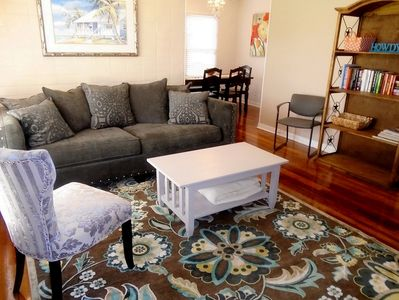 Nice Living Room with Comfy Couch