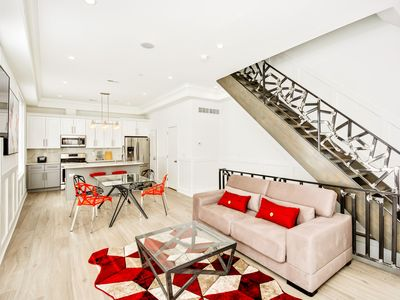 Photo for Stunning 4 BD House with a Roof Deck.