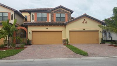 Photo for Beautiful 3 Bedroom Coach Home in Bonita National Country Club