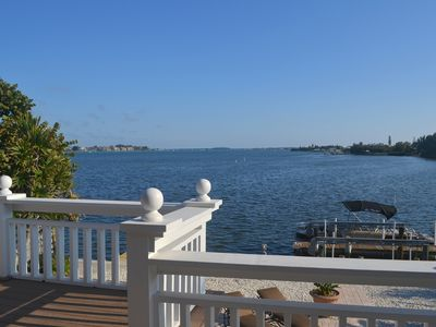 Photo for Waterfront House on Anna Maria Island