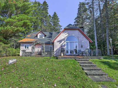 Whimsical Lake Placid House w/ Dock on the Water!