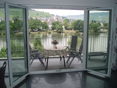 Photo for New nice apartment in Bernk.  Moselle. - u. Castle View. A pleasure for the senses, PURE!