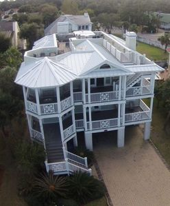 Photo for Experience Serenity on Tybee Island!  Finest Home on Tybee!!!