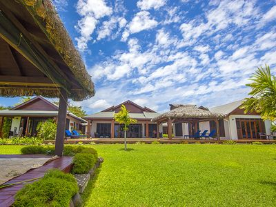 Photo for Shambala fiji - Private Beachfront Villa.
