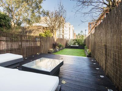 Photo for Central London House! Minutes from Camden Town, Kings Cross, St Pancras Eurostar