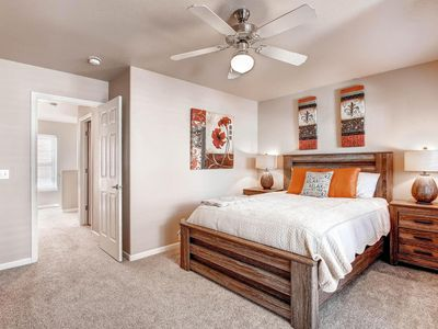 Photo for Gated Townhome Retreat/Garden Of The Gods Minutes away from the Air Force & UCCS