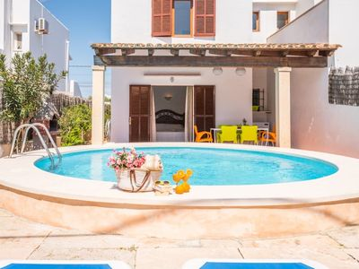 Photo for CALA D'OR VILLA - 3 Bedrooms, Private Pool, Air Con, WiFi, BBQ