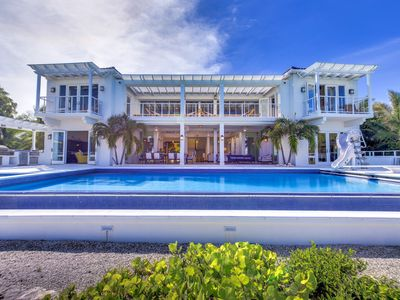 Photo for Dazzling 5-Star Oceanfront Villa w/ Private Pool, Beach ✭✭✭✭✭