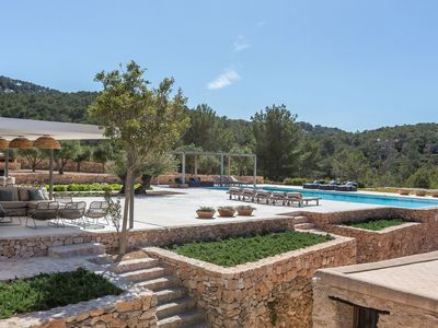 Photo for Exclusive Villa Las Piedras to rent in Ibiza (Spain) by My Rental Homes