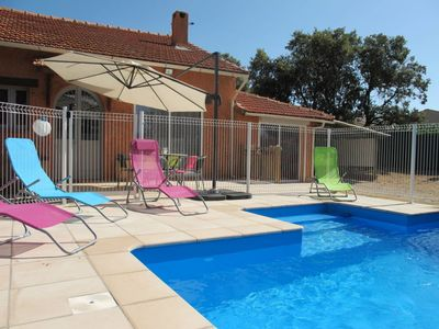 Photo for Vacation home Villa Petra (AMS110) in Ampus - 6 persons, 3 bedrooms