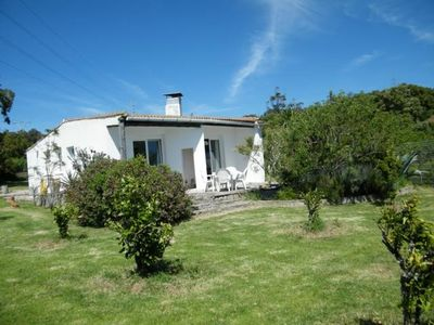 Photo for Finca on 6.555 sqm plot with pool a few minutes to the beach, pets are welcome