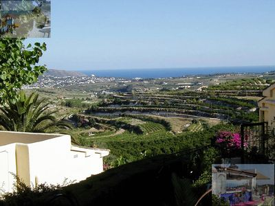 Photo for Exceptional views. Air con. Pool. WiFi. Sat TV. South facing. Large terrace.
