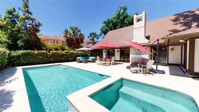 Photo for 3rd Row! Hilton Head home with large private pool and spa